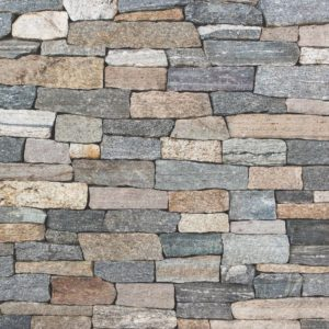 Boston Blend Ledge thin veneer stone