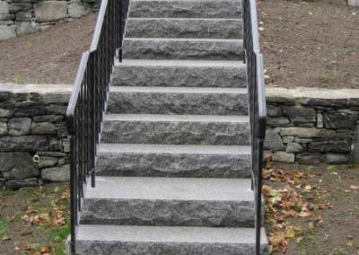 Caledonia steps