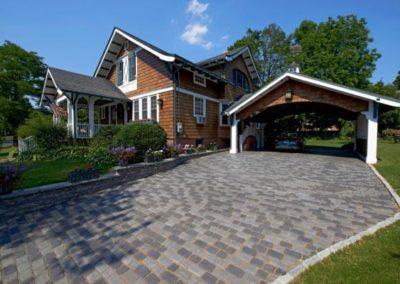 Courtstone driveway