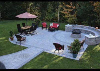 Grand Baxter in granite blend