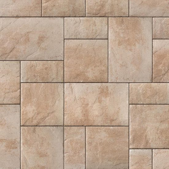 Unilock Beacon Hill Flagstone Tuscany Pavers