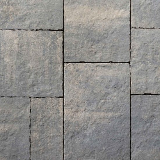 Unilock Bristol Valley Steel Mountain Pavers