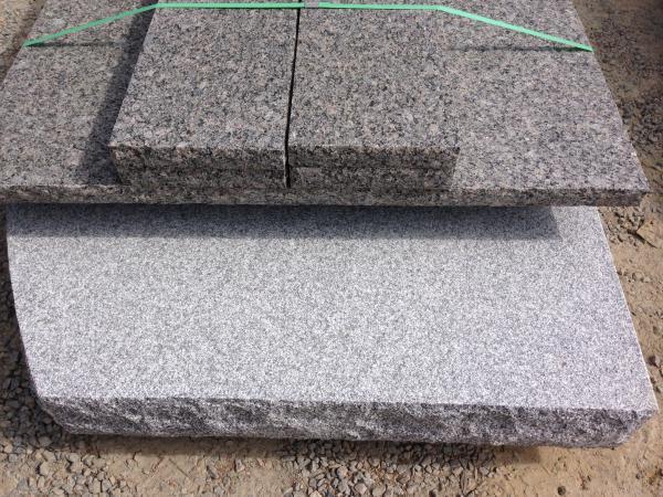 Caledonia versus Stanstead Granite Color Comparison
