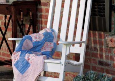 Classic porch rocker