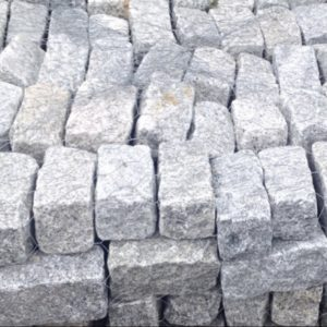 pile of Landscape Regulation Cobblestone