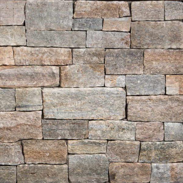 Colonial Tan Ashlar Thin Veneer Stone