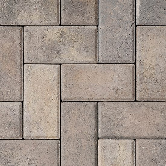 Unilock Hollandstone Almond Grove Pavers