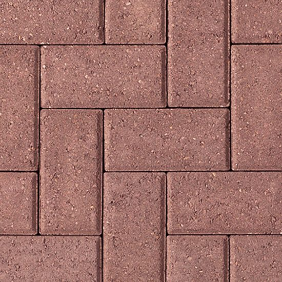 Unilock Hollandstone Red Pavers