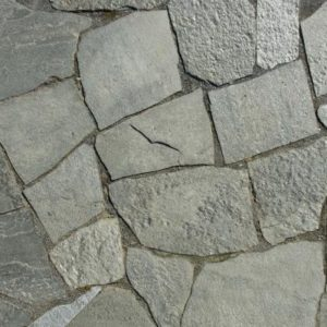 Idaho Quartzite Flagging (Silver)