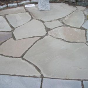 Irregular Bluestone Flagging