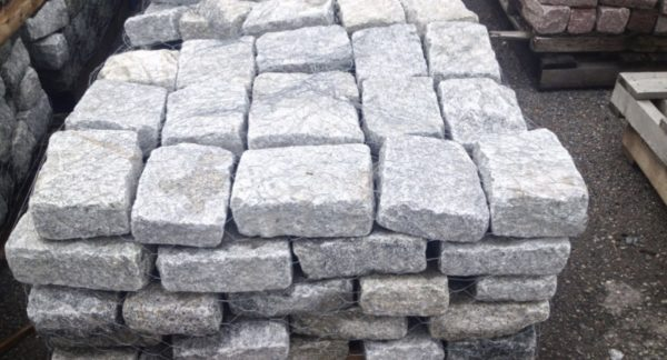Pile of Jumbo Cobblestones