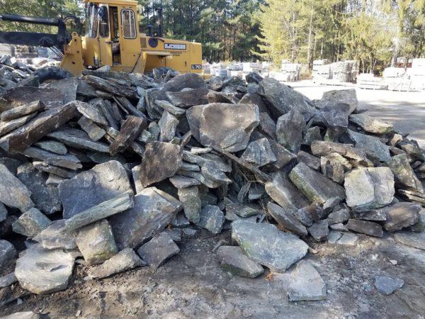 New England Fieldstone- flat wall stone