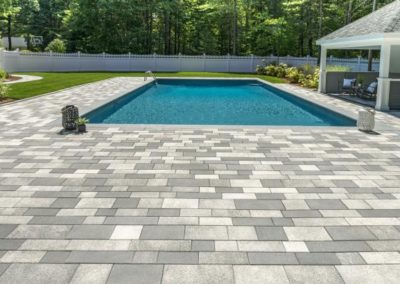 Artline pool deck winter marvel and french grey