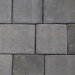 Camden Bay Stone Charcoal Pavers
