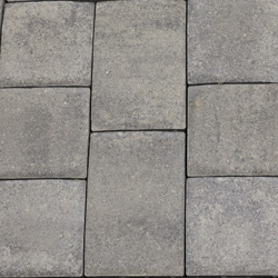 Genest Camden Bay Stone Granite Blend Pavers