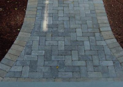 Georgetown colonial quarry blend with vineyard blend border