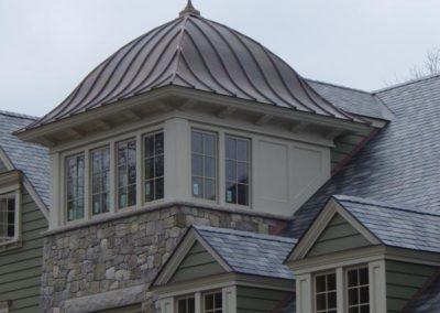New England fieldstone mosaic veneer