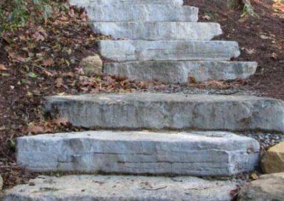 Rockport steps