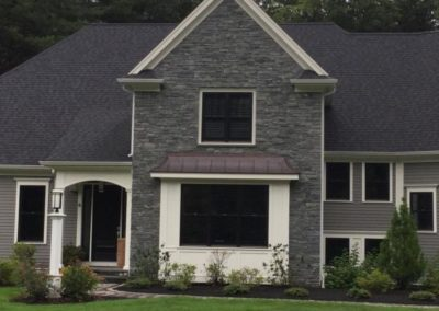 CT whiteline ledgestone thin veneer