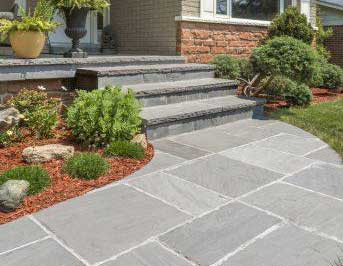 Stone Cliff Grey walkway