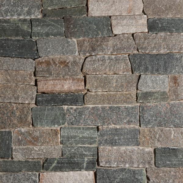 New England Blend Ashlar thin veneer stone