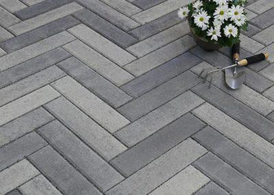 Portland Plank granite blend