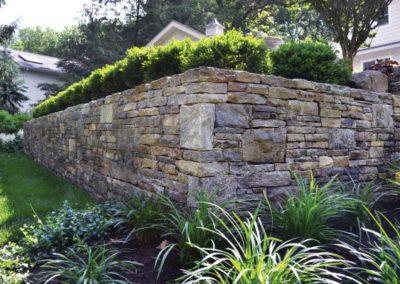 Ticonderoga Granite wall stone