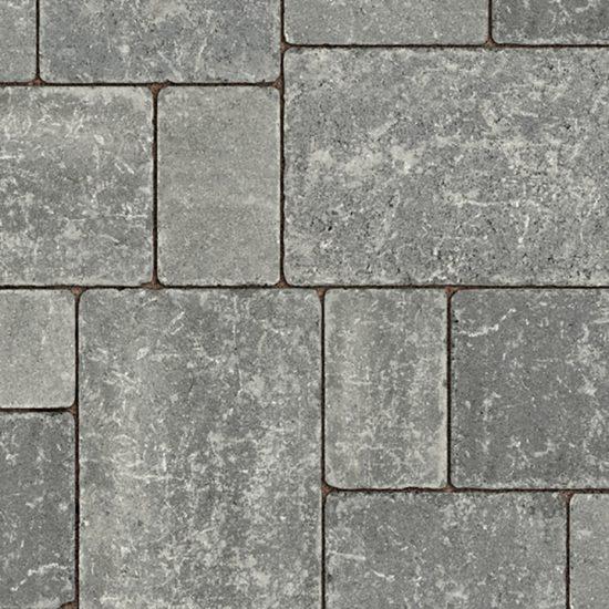 Unilock Brussels Block® Limestone Patio Pavers