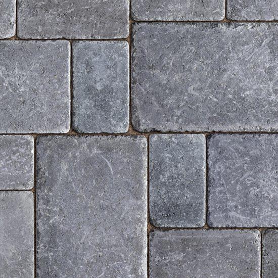 Unilock Brussels Block® NY Blend Concrete Patio Pavers