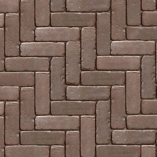 Unilock Copthorne Burnt Clay Pavers
