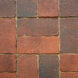Genest Harborline Cumberland Garden Blend Pavers
