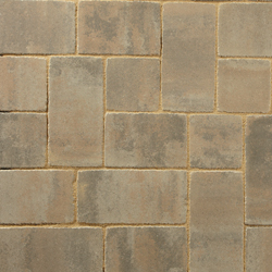Genest Tradeport Stone Meadow Pavers